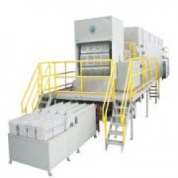 Fruit Tray And Coffee Tray Machine