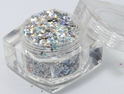 Glitter Powder Tl001 Star Shape