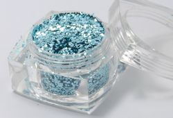 Glitter Powder Ts410 Pale Blue