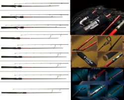 Spinning Fishing Rods Lure Rods-march Series