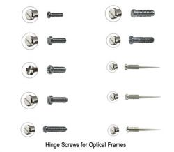 Optical Hinge Screws