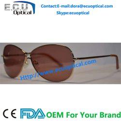 2014 New Designer Sunglasses Stainless Steel Glass