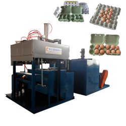 Egg Tray Moulding Machinbe